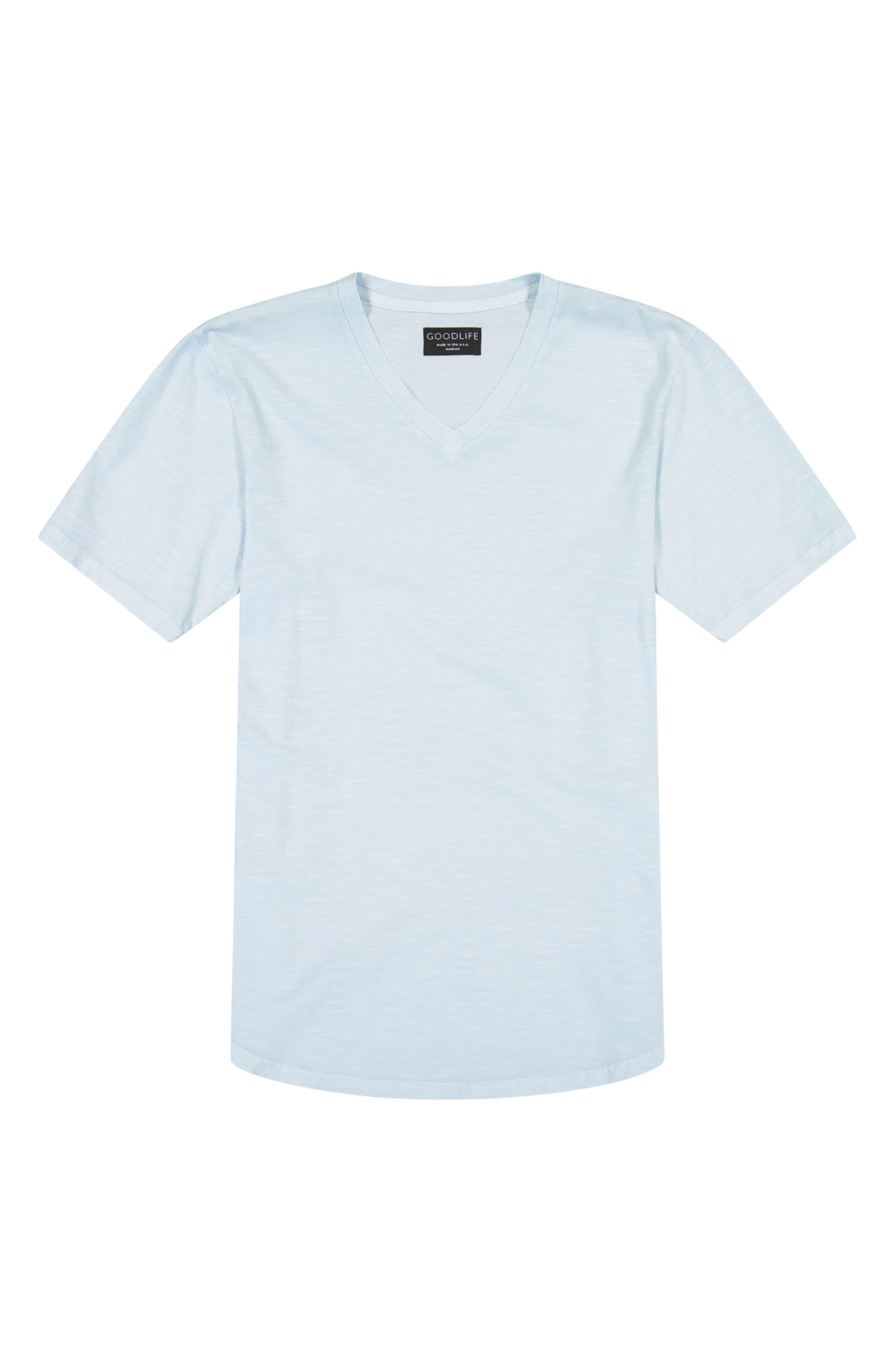 Sun Faded Men's V-Neck T-Shirt