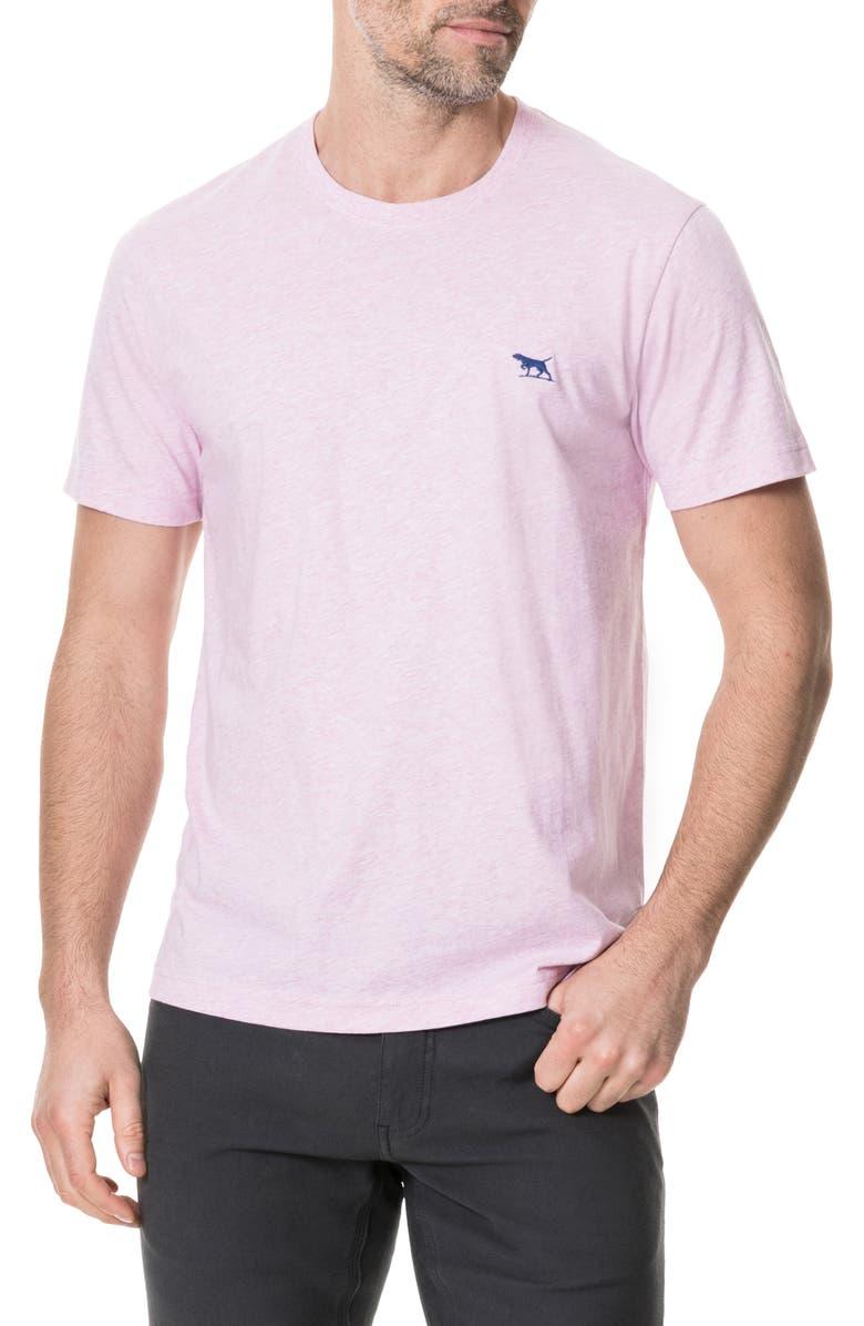 RODD & GUNN The Gunn T-Shirt, Main, color, LOTUS