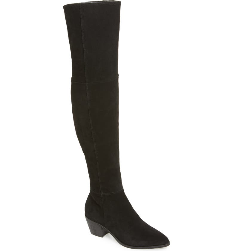 STEVE MADDEN Lucca Pieced Over the Knee Boot, Main, color, 006
