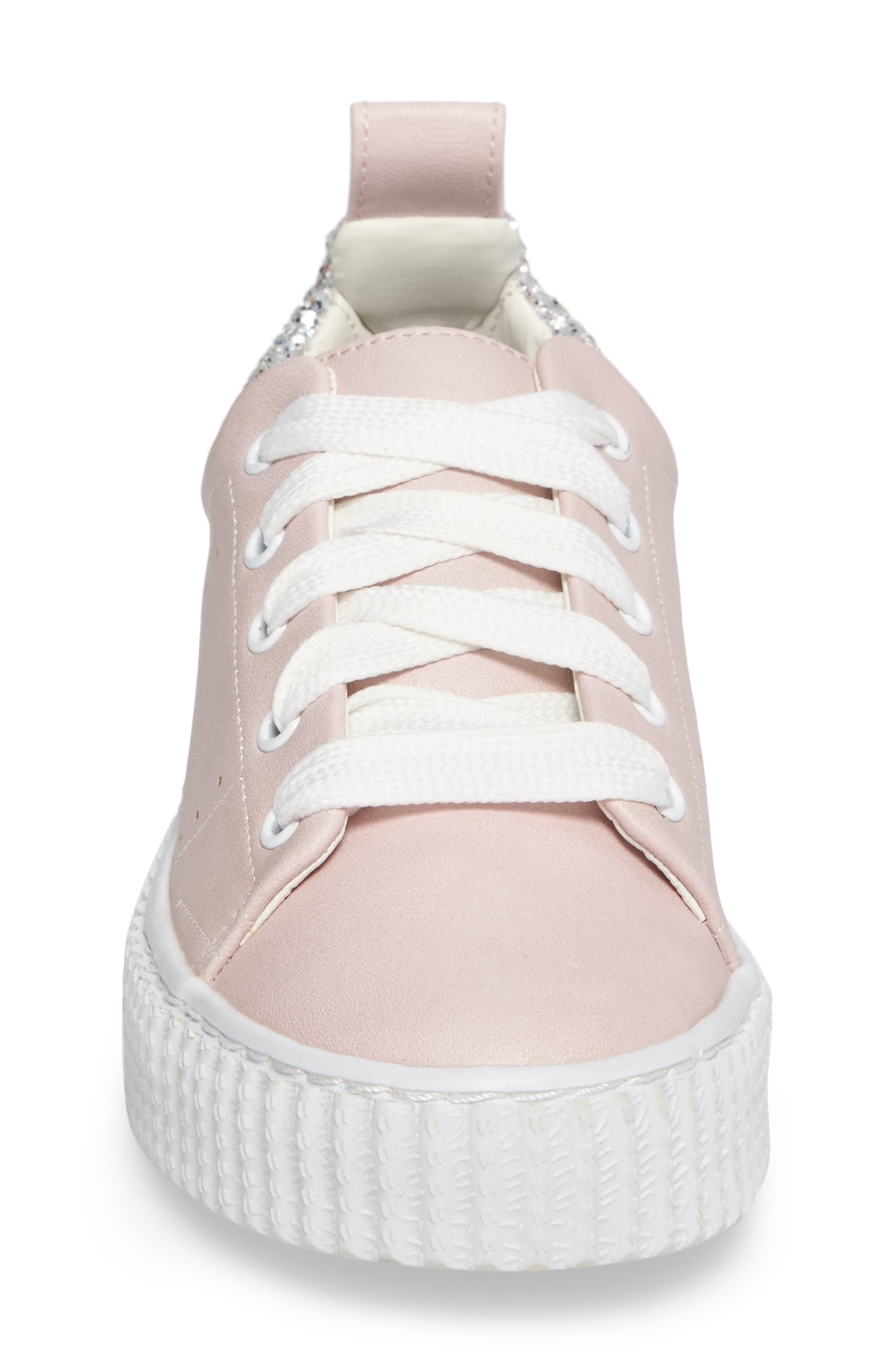 ,                             Wren Glitter Heel Sneaker,                             Alternate thumbnail 16, color,                             670