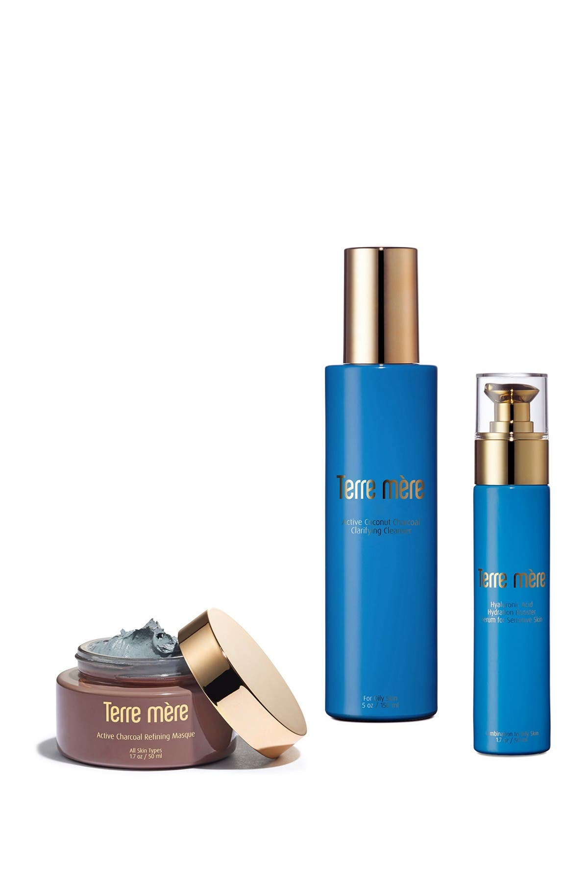 Image of Terre Mere Oil Control 3-Piece Set