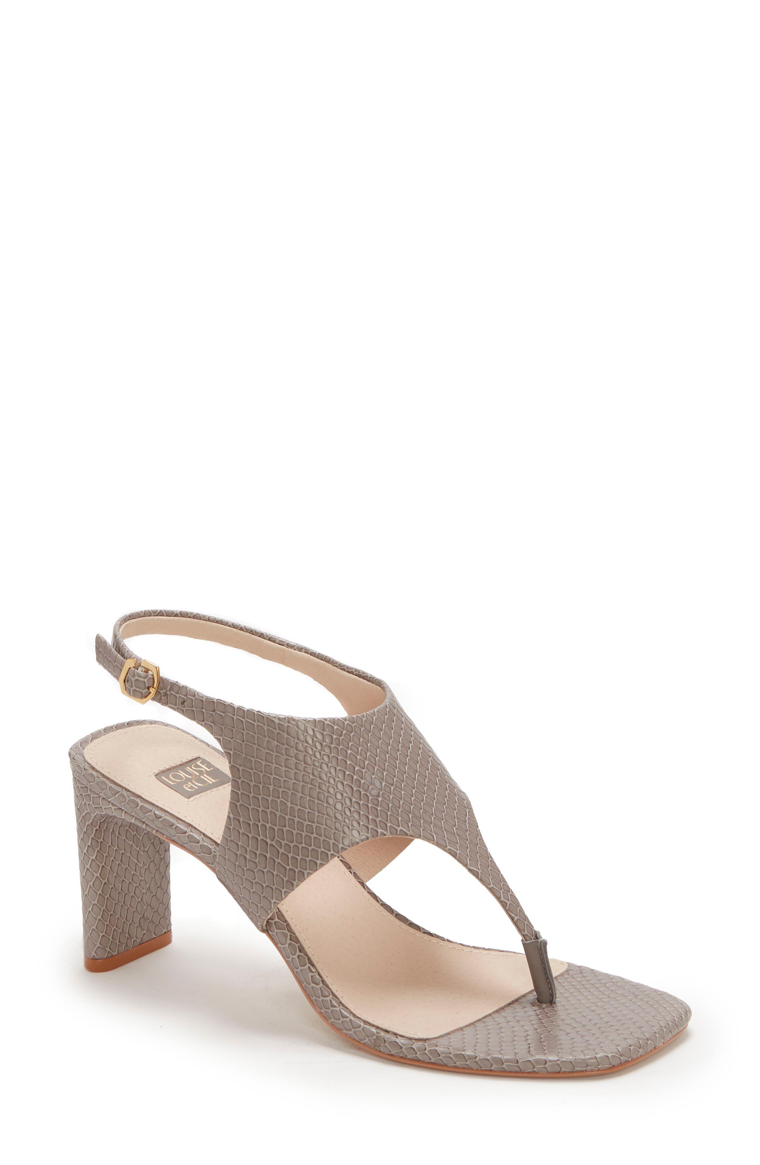 Lalo Thong Sandal