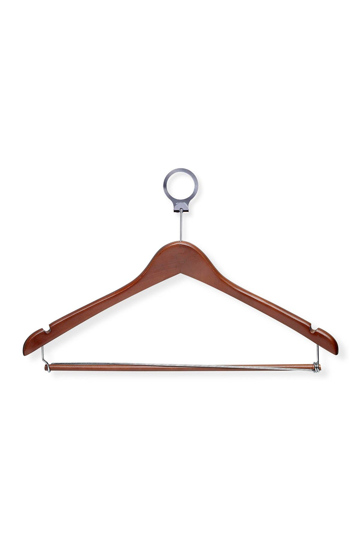 Image of Honey-Can-Do 24 Pack Cherry Hotel Hangers