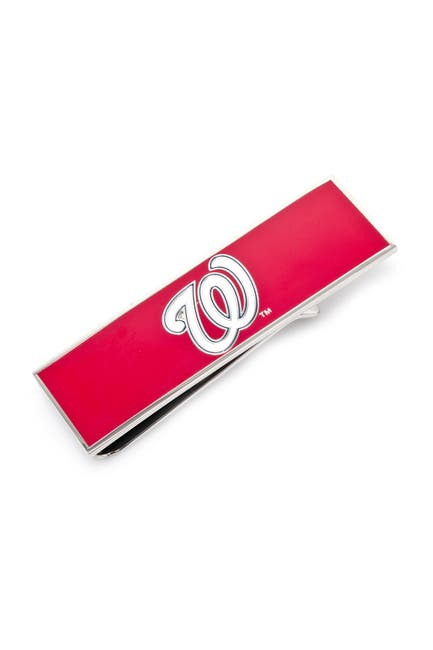 Image of Cufflinks Inc. MLB Washington Nationals Money Clip