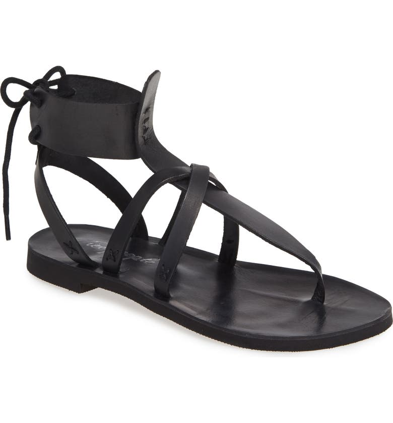 FREE PEOPLE Vacation Day Sandal, Main, color, 001