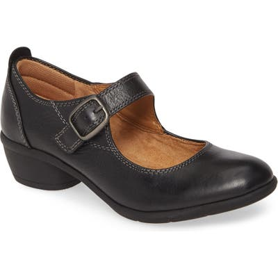 Comfortiva Quanita Mary Jane Pump- Black