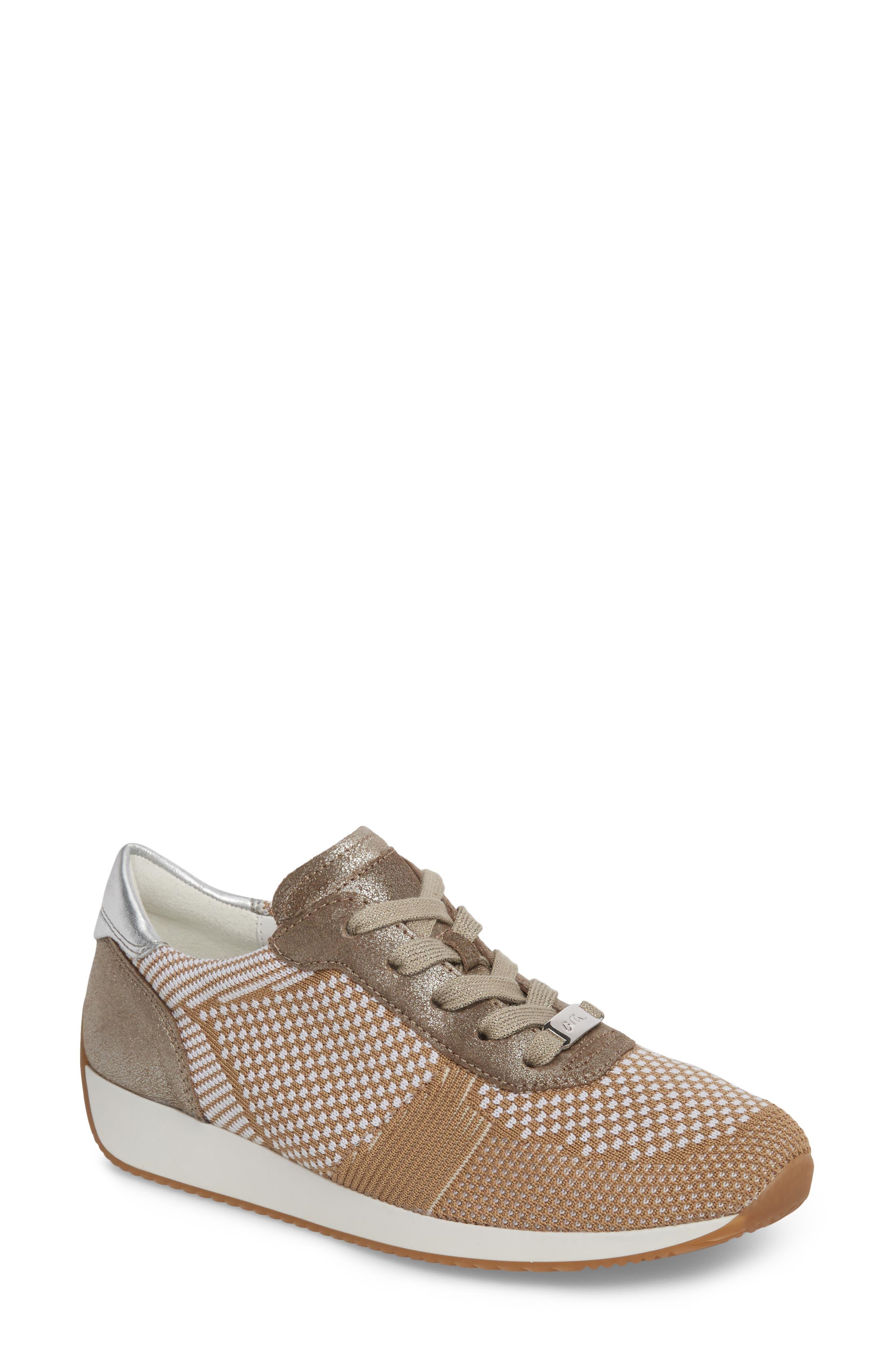 Ara Lilly Sneaker, Metallic