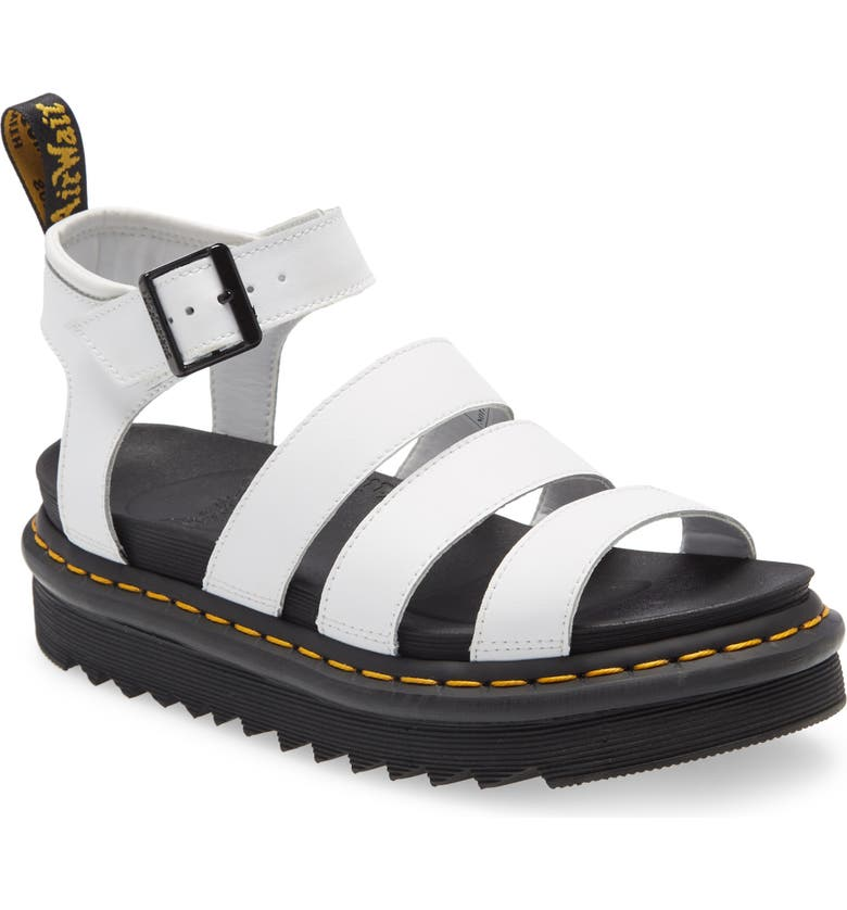 DR. MARTENS Blaire Sandal, Main, color, 101