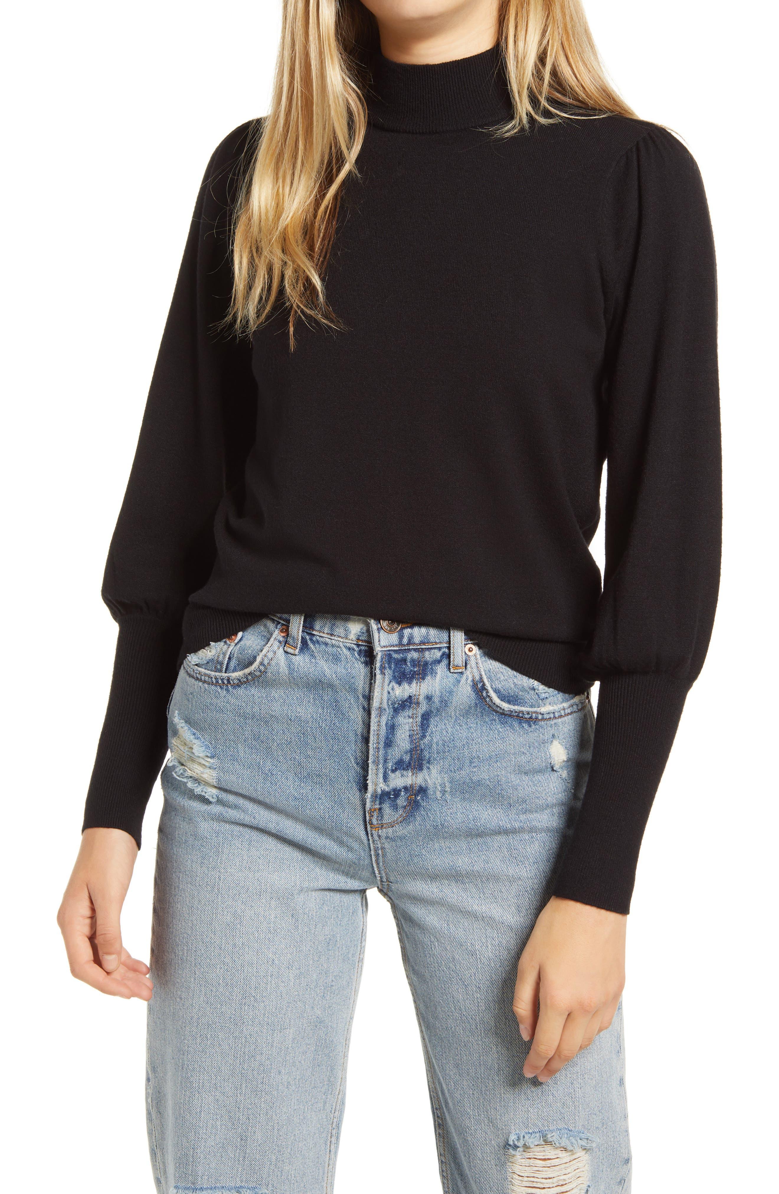 VERO MODA Juliet Sleeve Pullover Sweater | Nordstrom