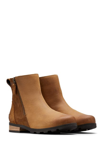 Image of Sorel Emelie Waterproof Zip Bootie