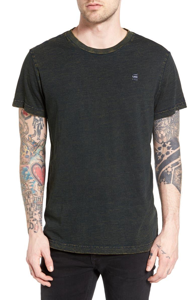 G-STAR RAW Wynzar Lyrood T-Shirt, Main, color, 400