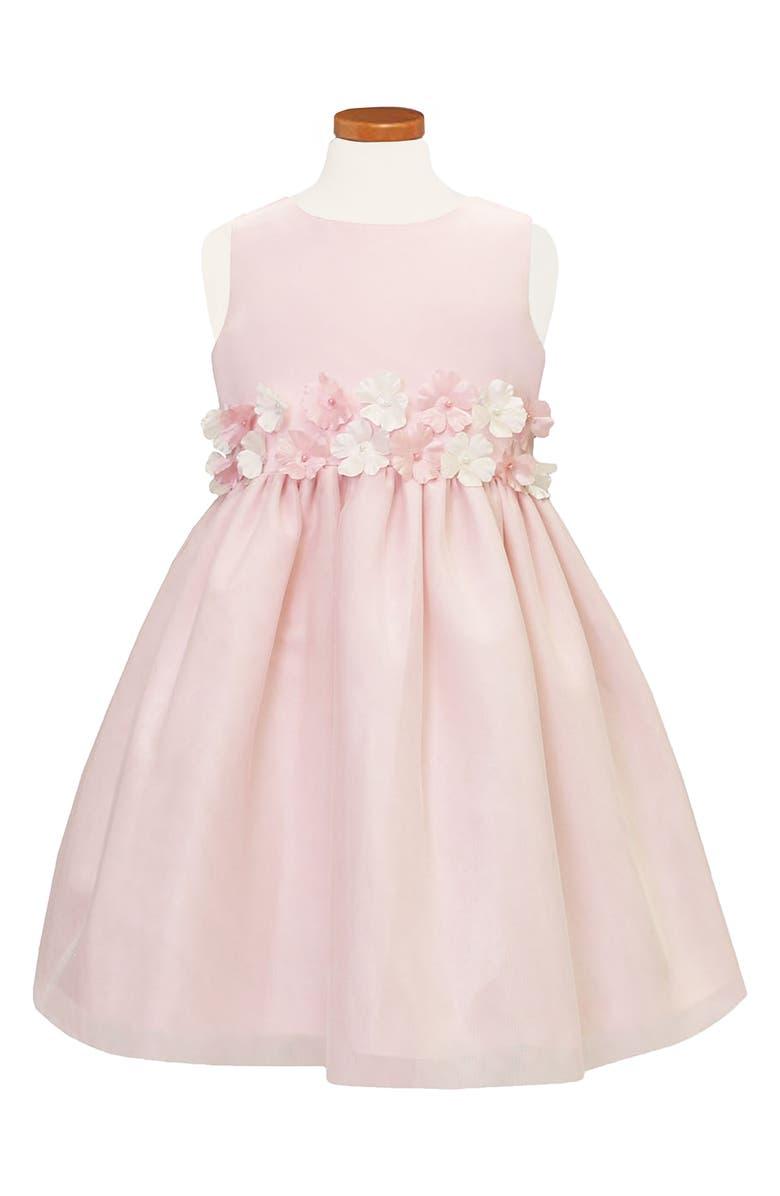 SORBET Pop Out Floral Dress, Main, color, 650