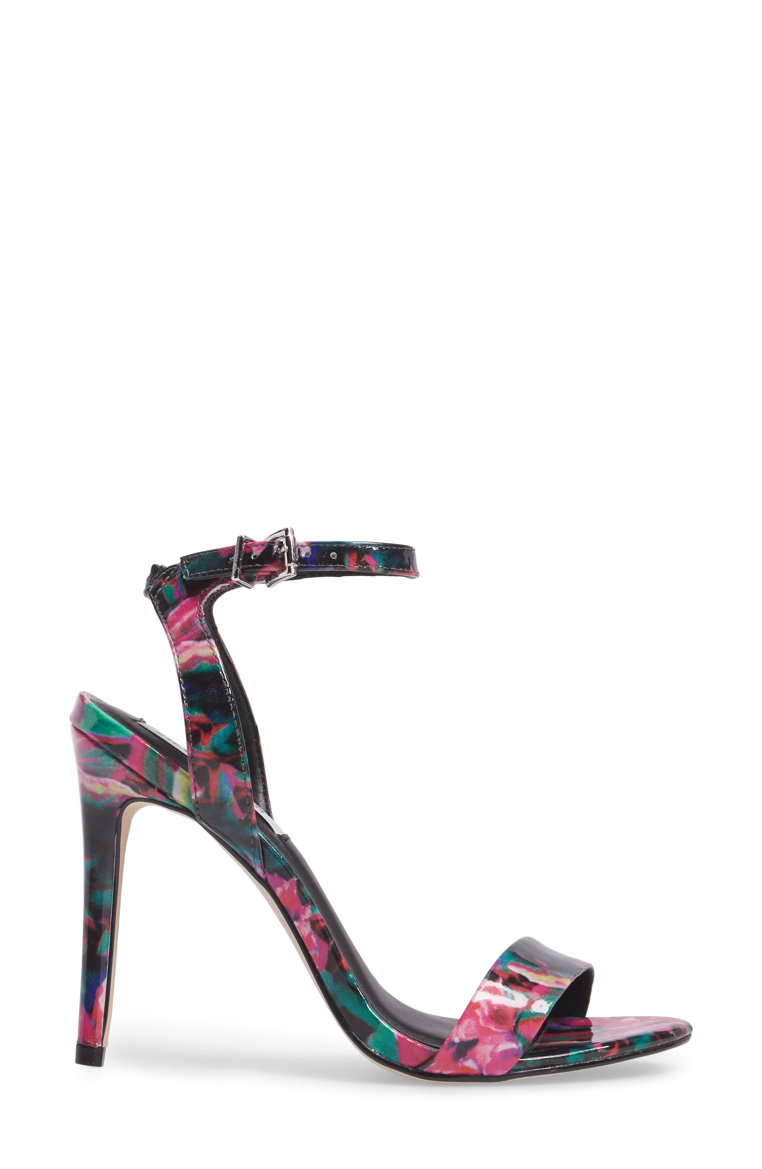 ,                             Landen Ankle Strap Sandal,                             Alternate thumbnail 3, color,                             001