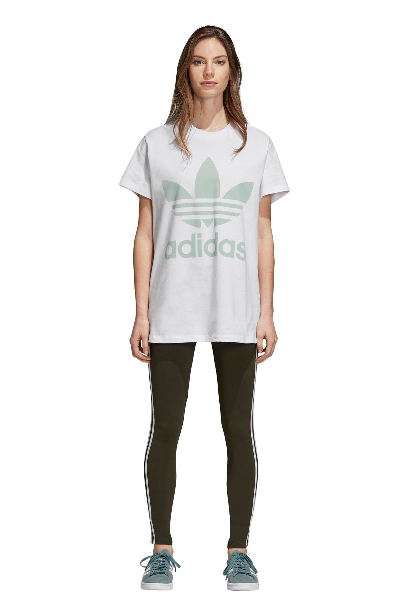 ,                             adidas 3-Stripes Tights,                             Alternate thumbnail 29, color,                             300