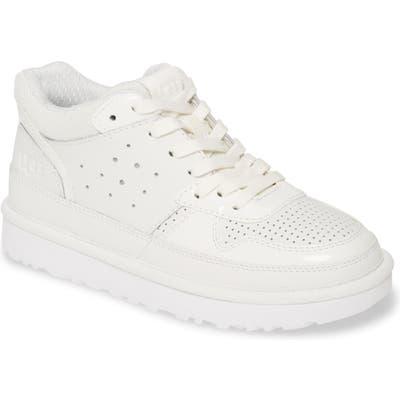 UGG Highland Sneaker, White