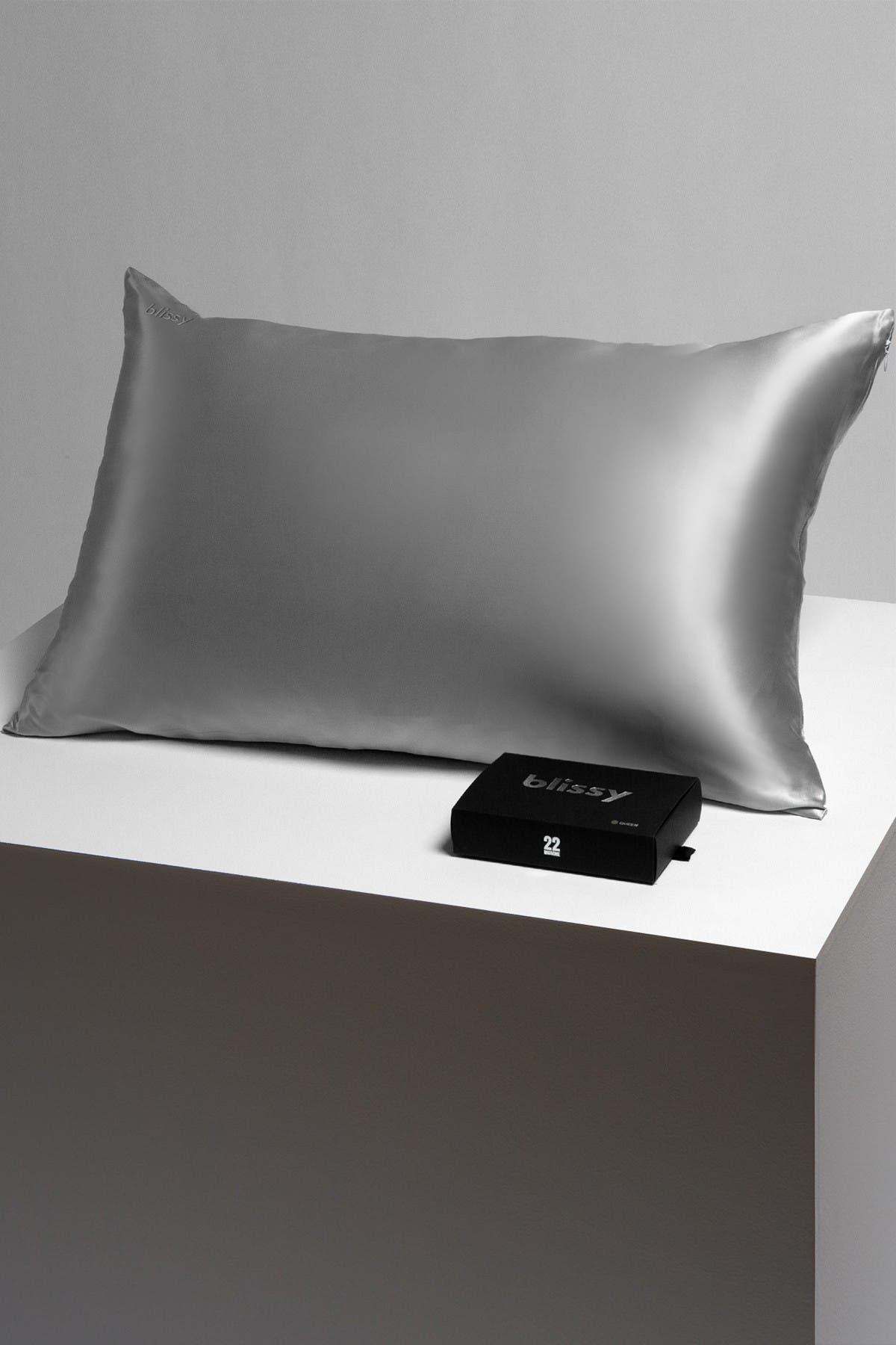 Image of BLISSY Mulberry Silk Standard Pillowcase