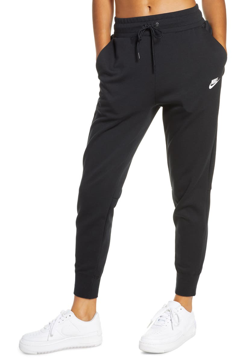 NIKE Sportswear Tech Fleece Sweatpants, Main, color, BLACK/ BLACK/ WHITE