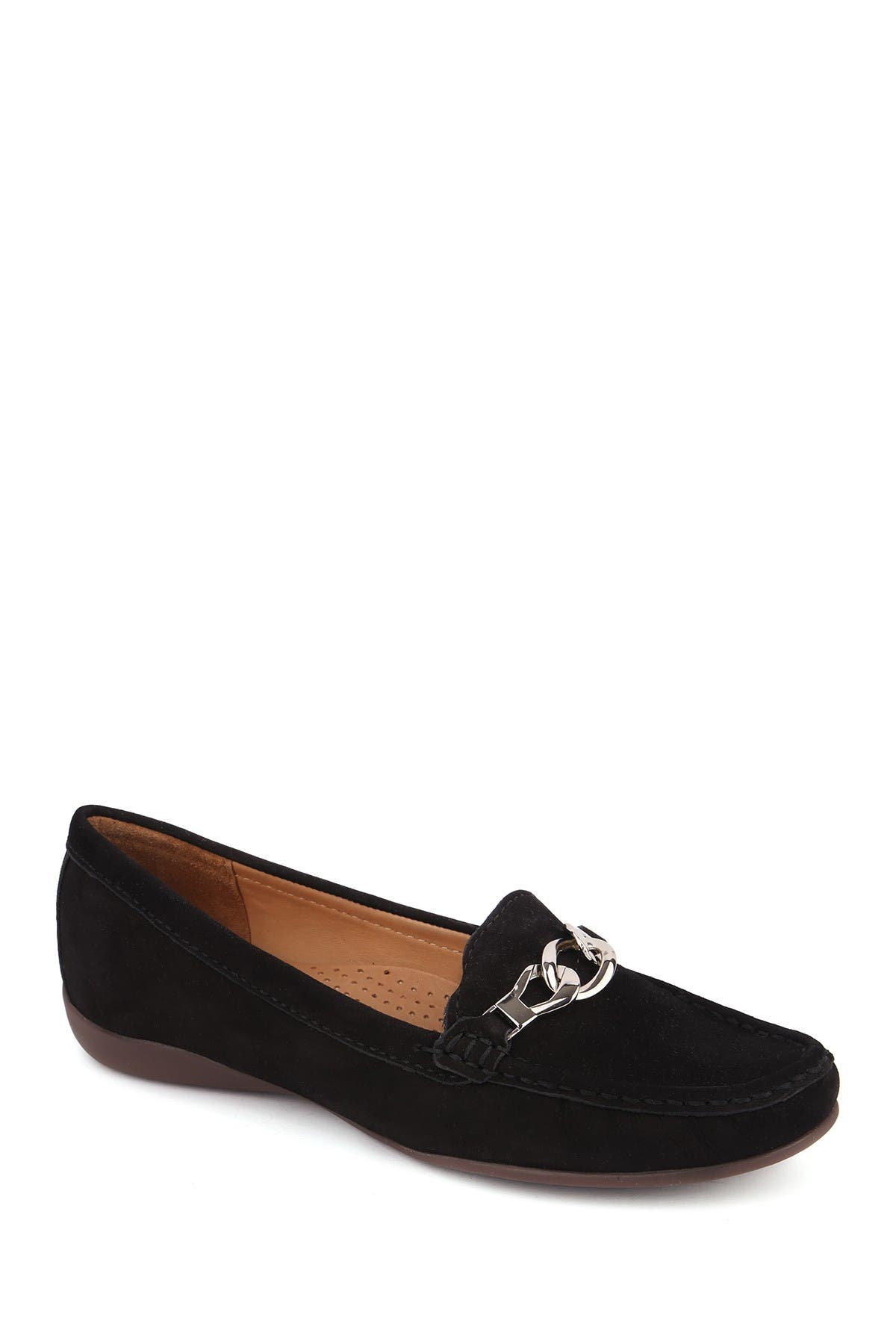 Image of Driver Club USA Colorado Spring Chain Buckle Loafer