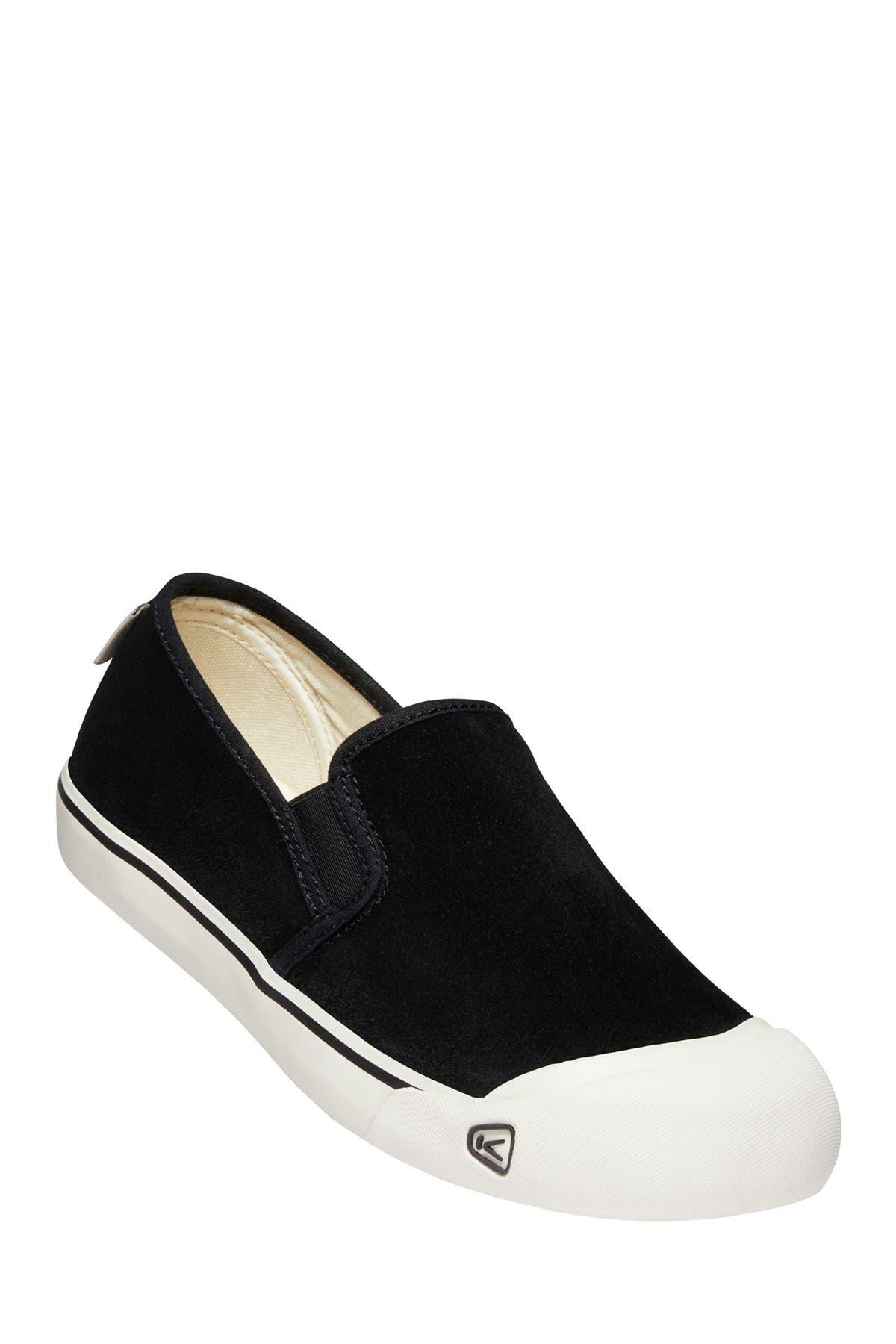 Image of Keen Coronado III Slip-On Suede Sneaker