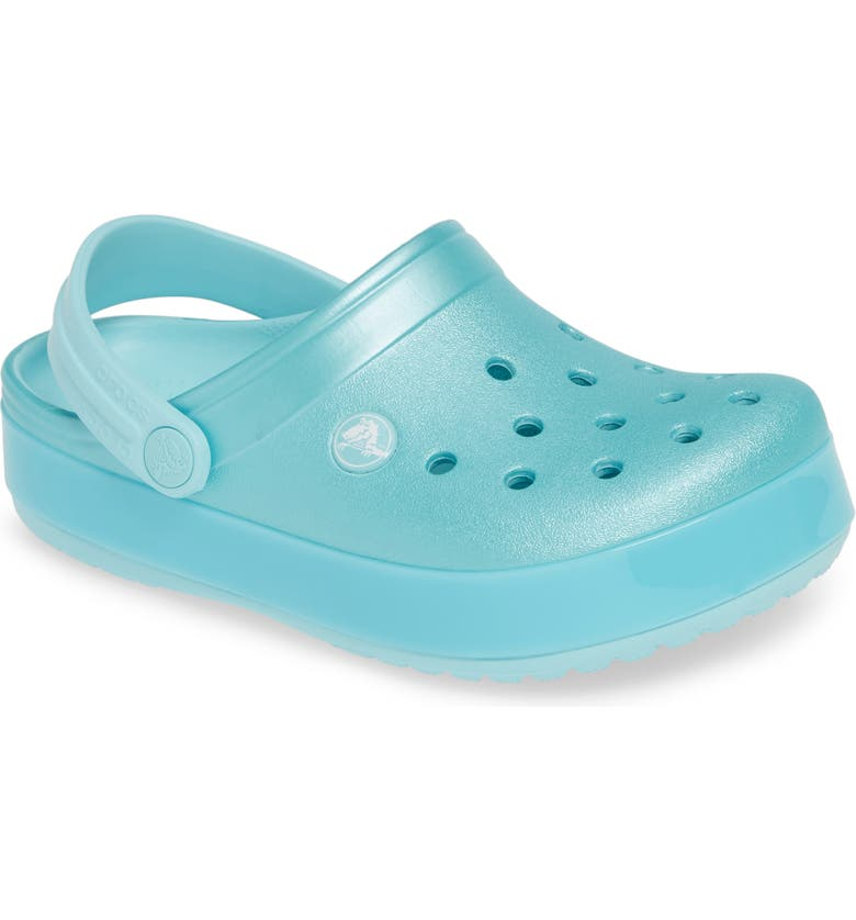 CROCS<SUP>™</SUP> Crocband Ice Pop Clog, Main, color, 409