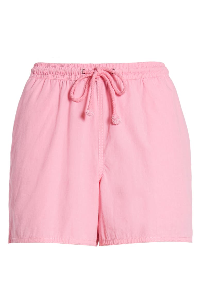 BP. Be Proud by BP. Gender Inclusive Athletic Shorts, Main, color, PINK BEGONIA