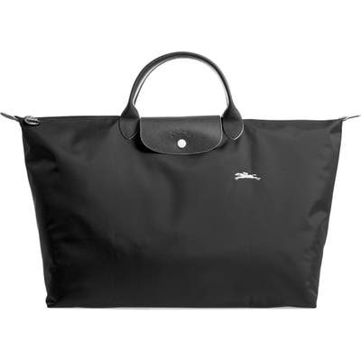 Longchamp Le Pliage Club Tote - Black