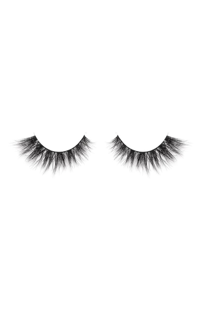 LILLY LASHES Rome 3D Mink False Lashes, Main, color, 000