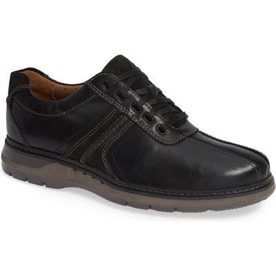 Clarks Un Ramble Go Sneaker W - Black