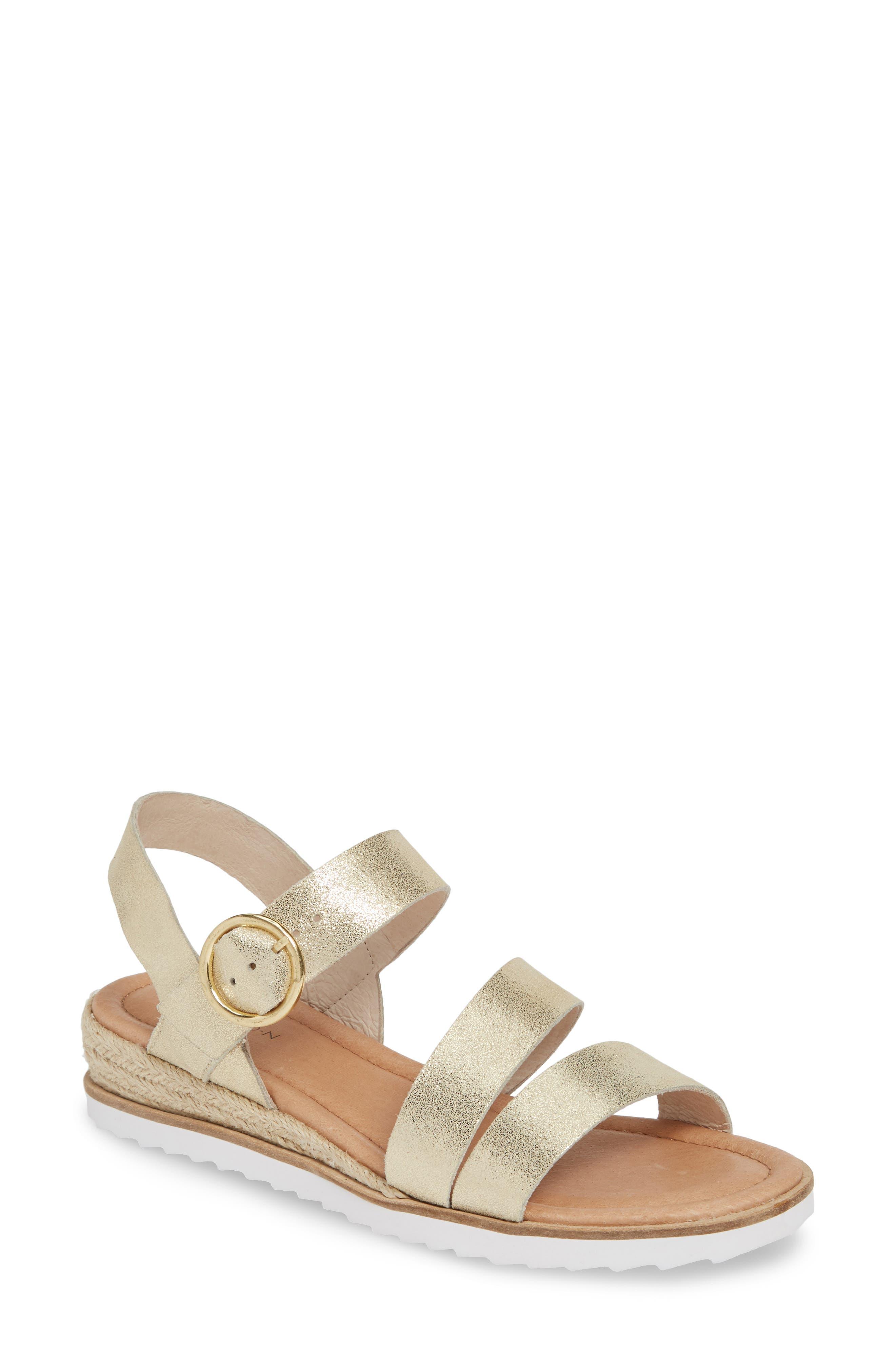 Caslon Cameron Espadrille Wedge Sandal (Women)