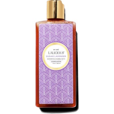 Lalicious Shower Oil & Bubble Bath