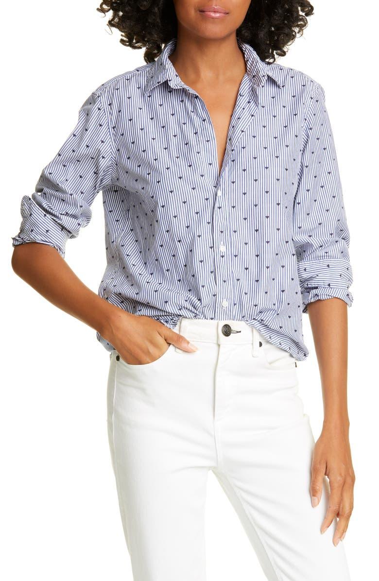 FRANK & EILEEN Frank Superfine Cotton Shirt, Main, color, 407