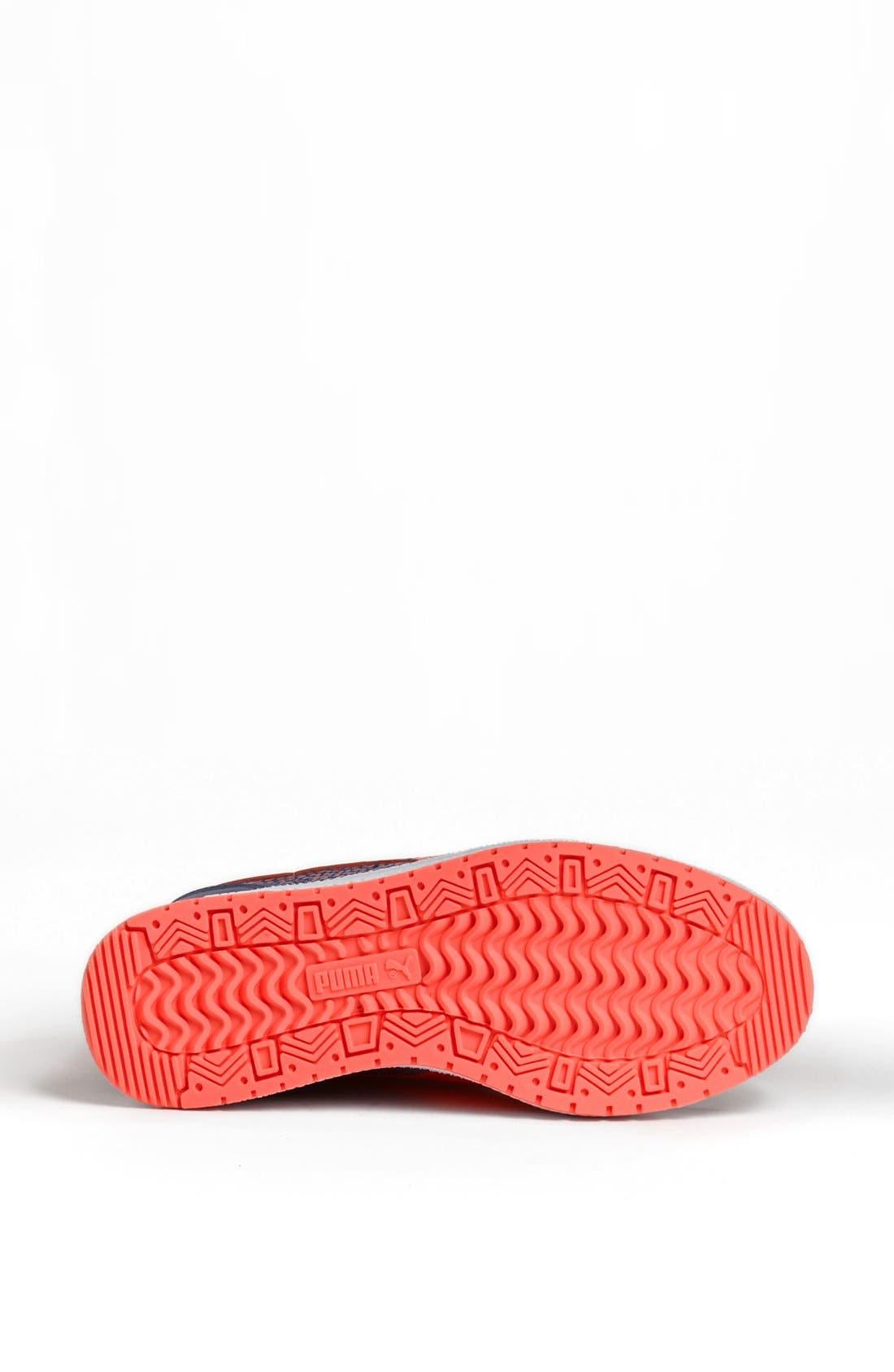 ,                             'Sky Wedge Reptile' Sneaker,                             Alternate thumbnail 7, color,                             460