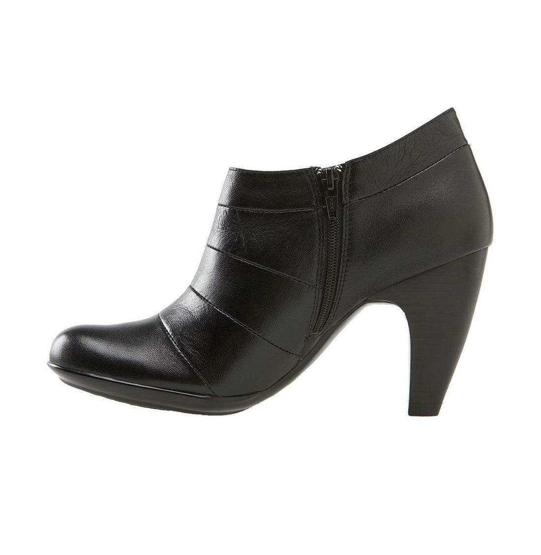 ,                             'Frederica' Bootie,                             Alternate thumbnail 3, color,                             001