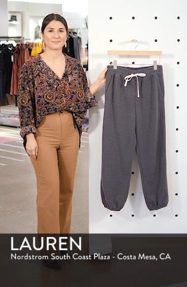 Fleece Pajama Sweatpants, sales video thumbnail
