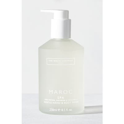 The White Company Spa Maroc Gentle Hand & Body Wash