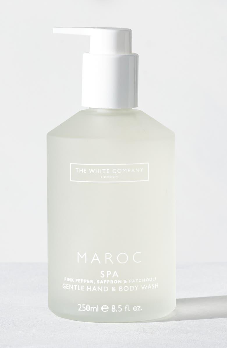 THE WHITE COMPANY Spa Maroc Gentle Hand & Body Wash, Main, color, SPA MAROC