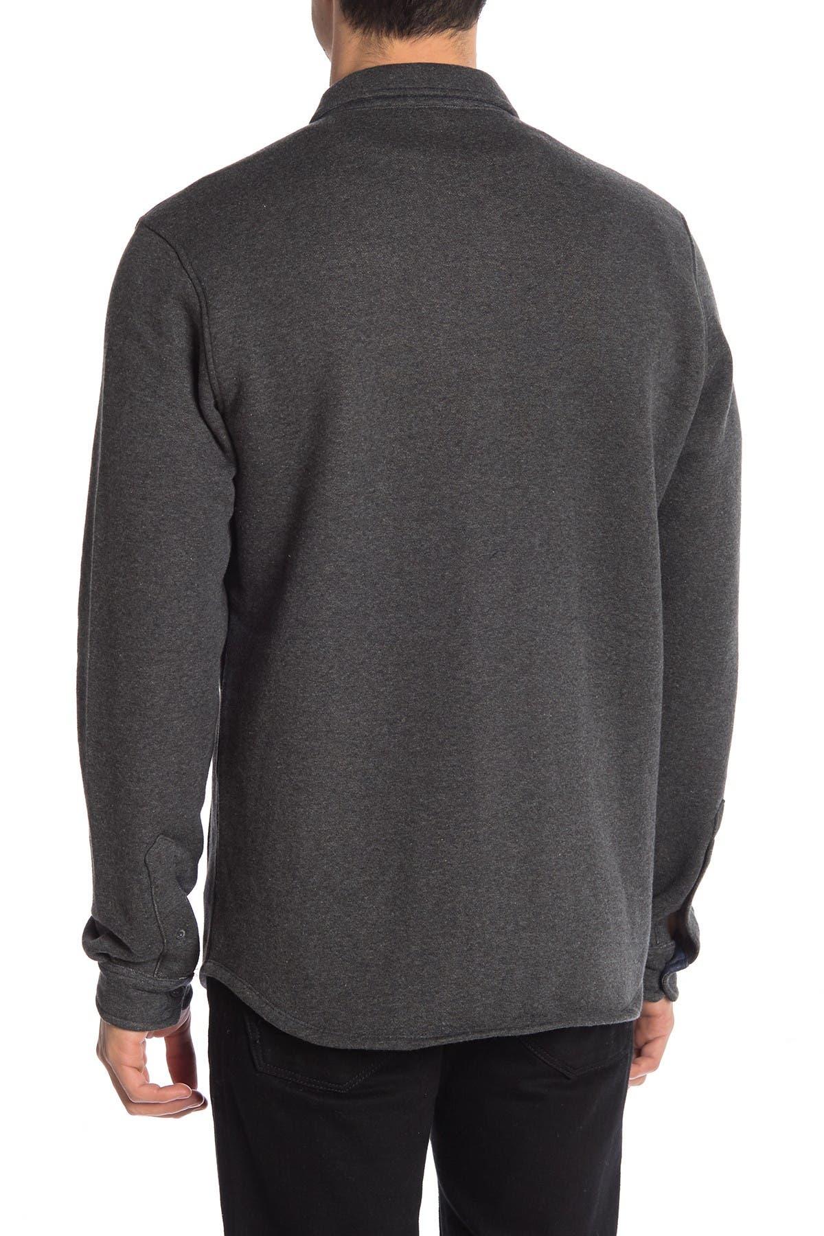 Image of Tailor Vintage Fleece Lined Shirt Jacket