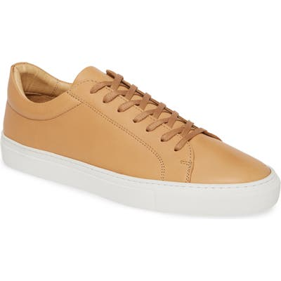 Supply Lab Damian Lace-Up Sneaker, Brown