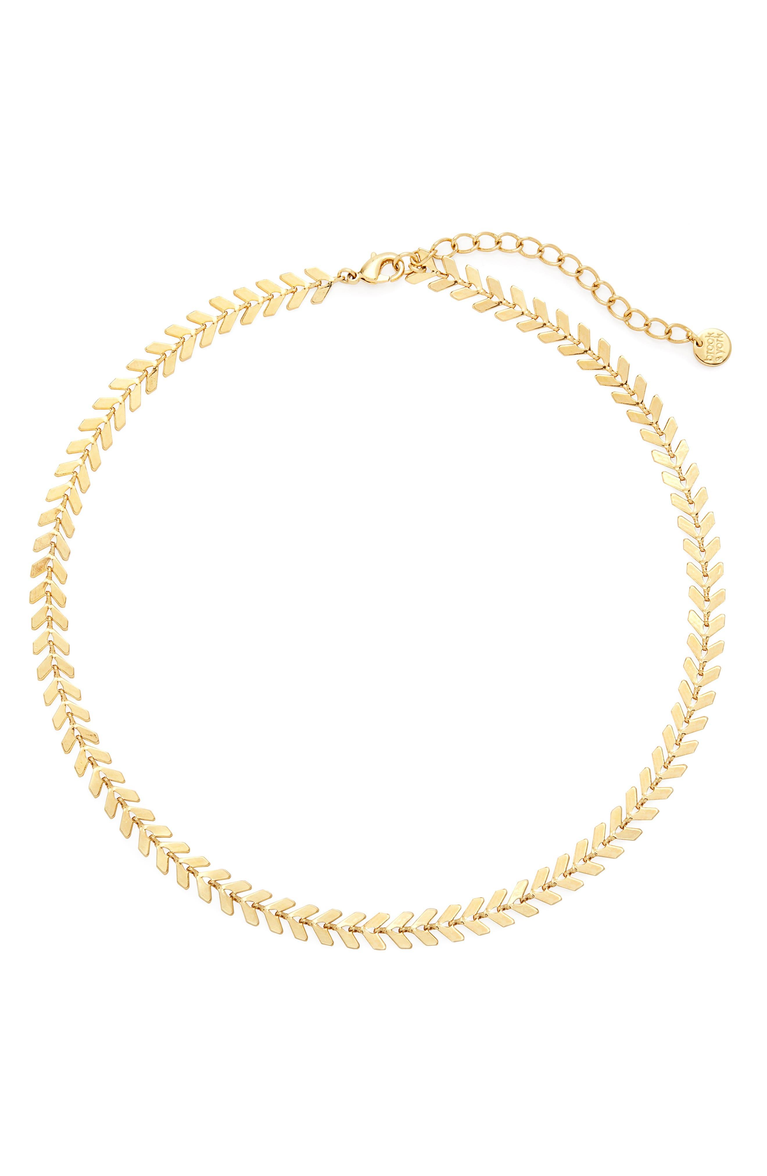 Brynn Choker Necklace