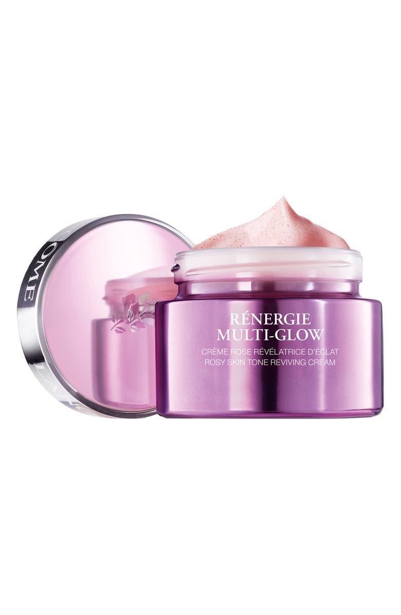 LANCÔME Rénergie Multi-Glow Rosy Skin Tone Reviving Cream, Main, color, NO COLOR