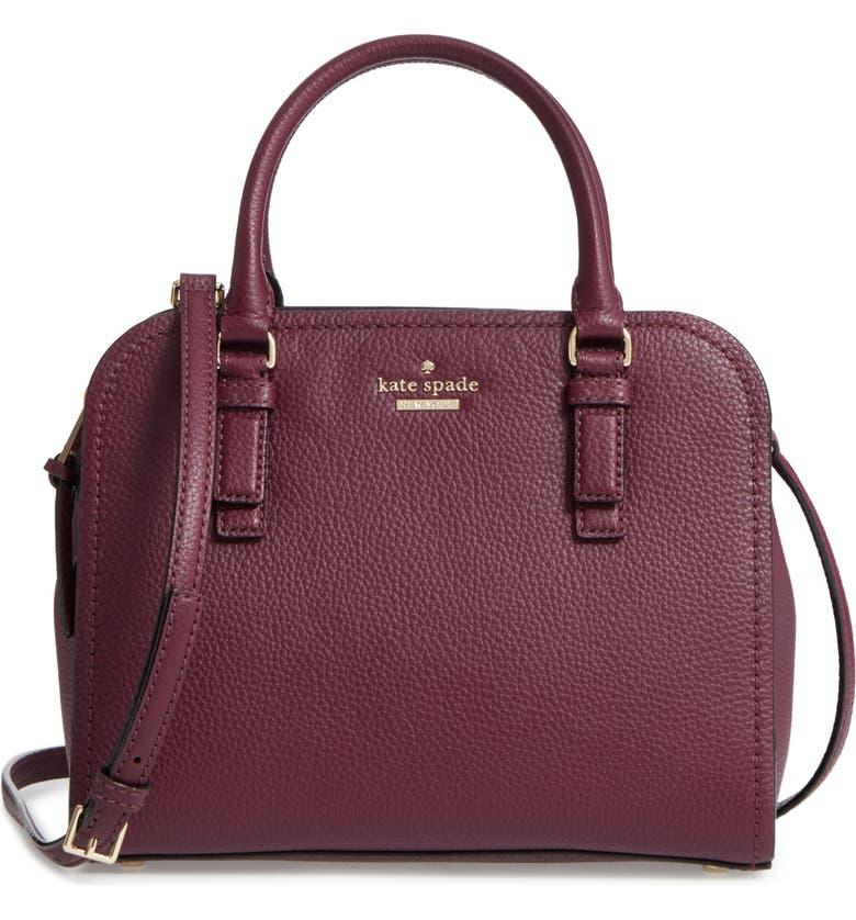 97f13c9b jackson street small kiernan leather top handle satchel