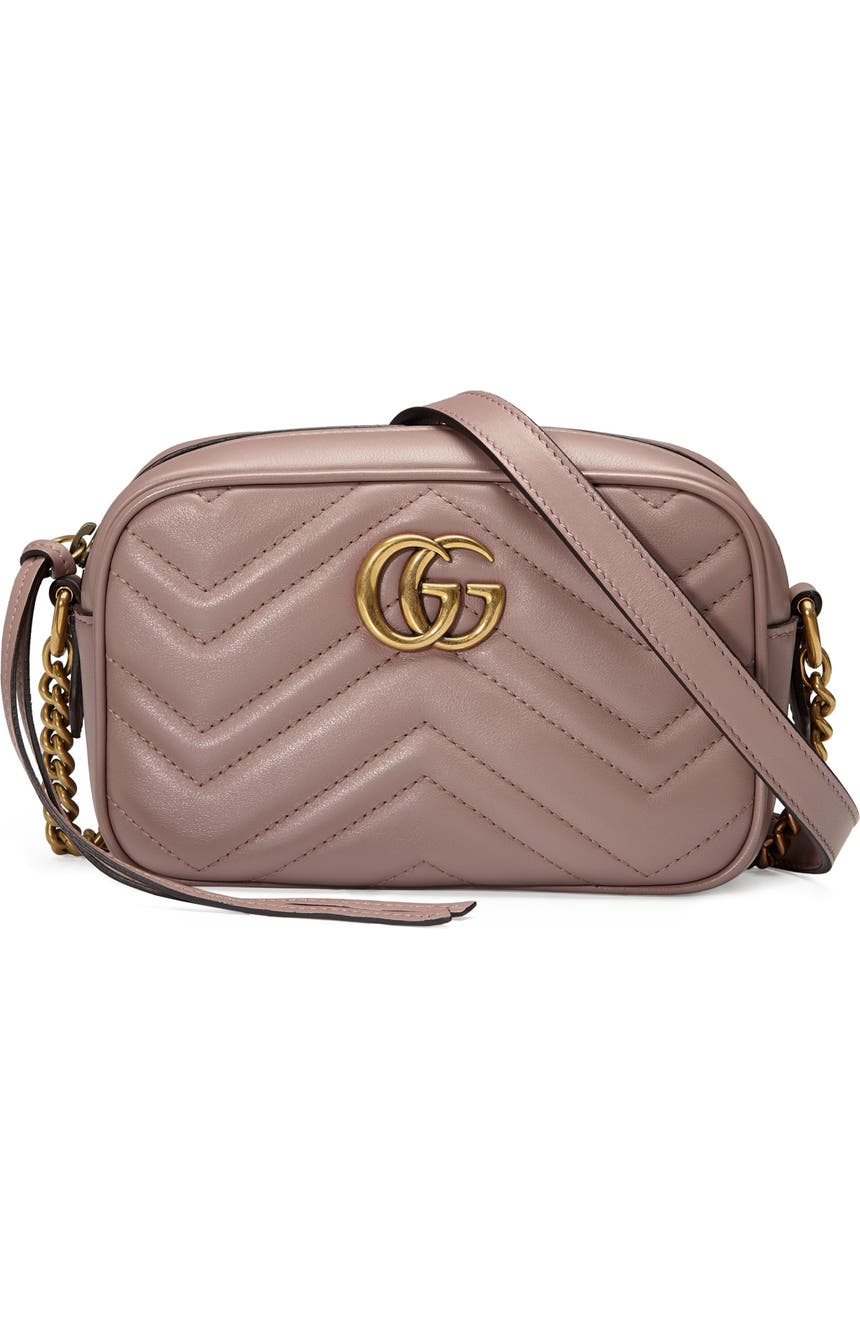 fa5036b0da4a Gucci GG Marmont 2.0 Matelassé Leather Shoulder Bag | Nordstrom