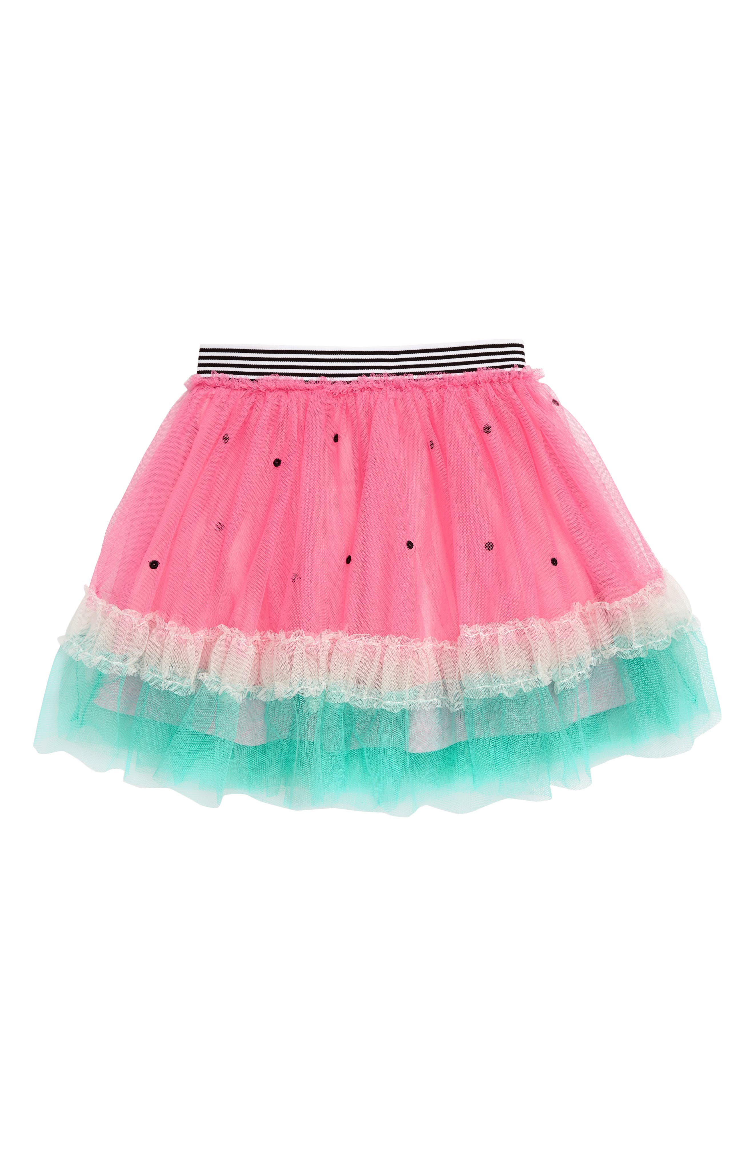 Toddler Girls Truly Me Watermelon Tutu Size 2T  Pink