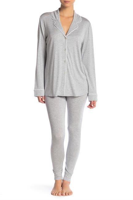 Image of shimera Easy Knit Pajama 2-Piece Set