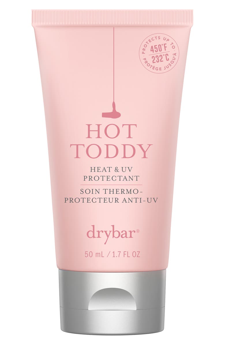 DRYBAR Hot Toddy Heat Protectant Lotion, Main, color, NO COLOR