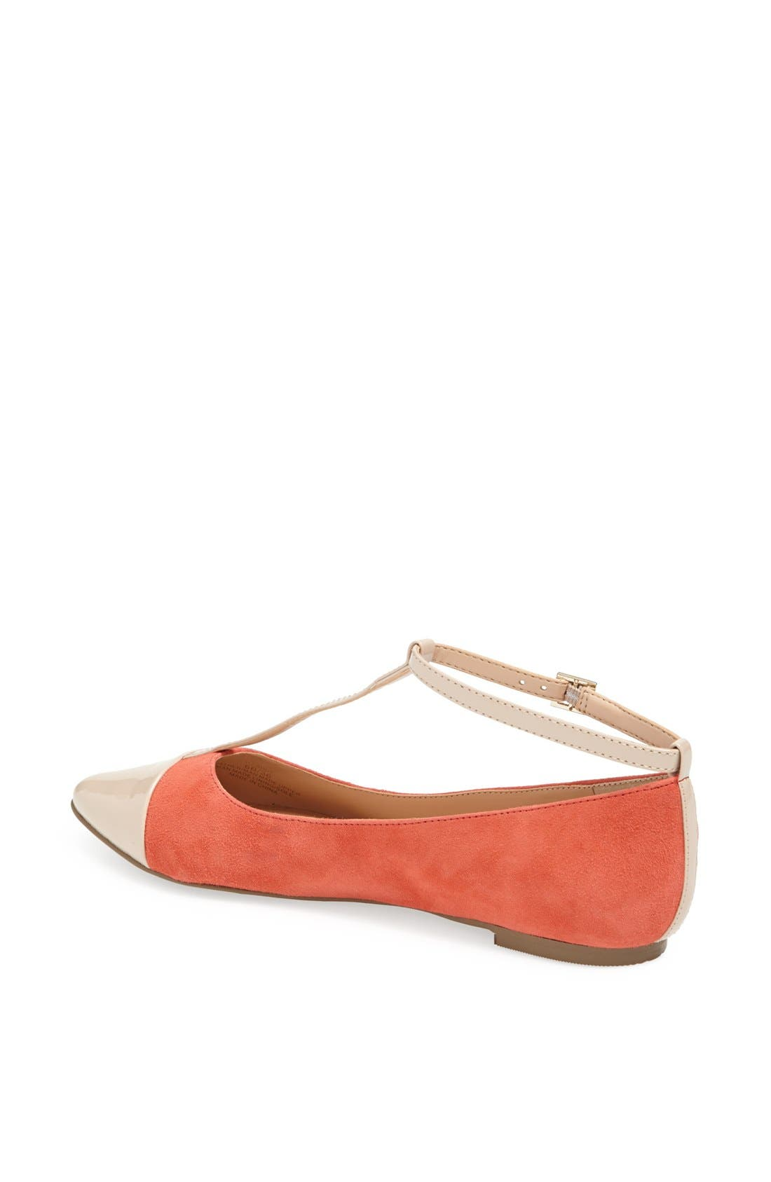 ,                             Julianne Hough for Sole Society 'Addy' Flat,                             Alternate thumbnail 47, color,                             840