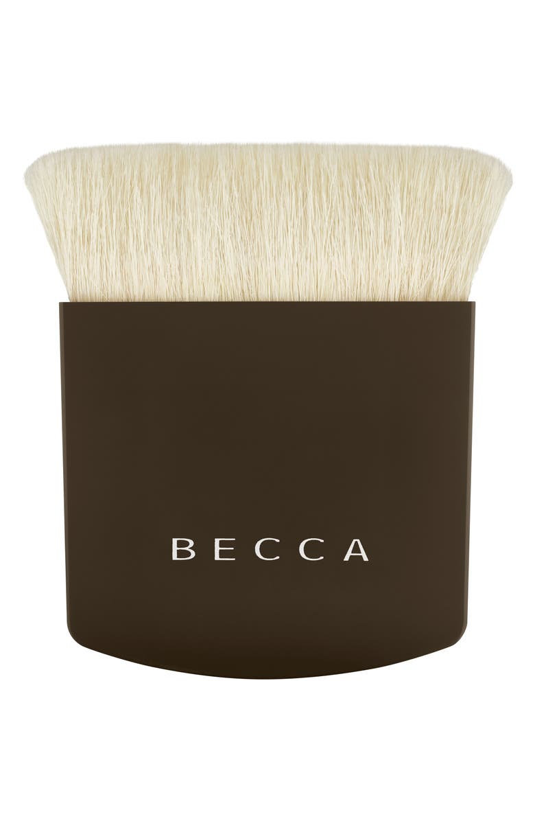 BECCA COSMETICS BECCA The One Perfecting Brush, Main, color, 000