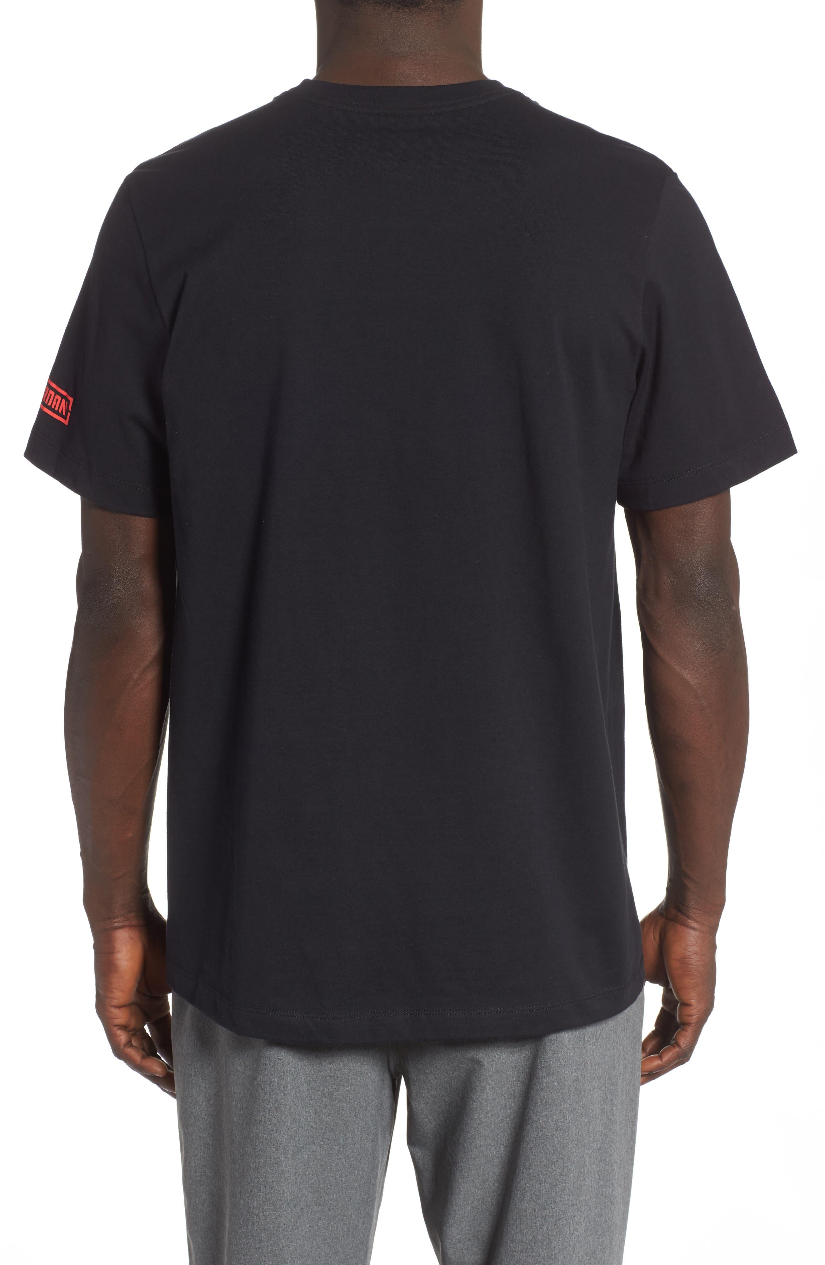 ,                             Camo Jumpman T-Shirt,                             Alternate thumbnail 2, color,                             010