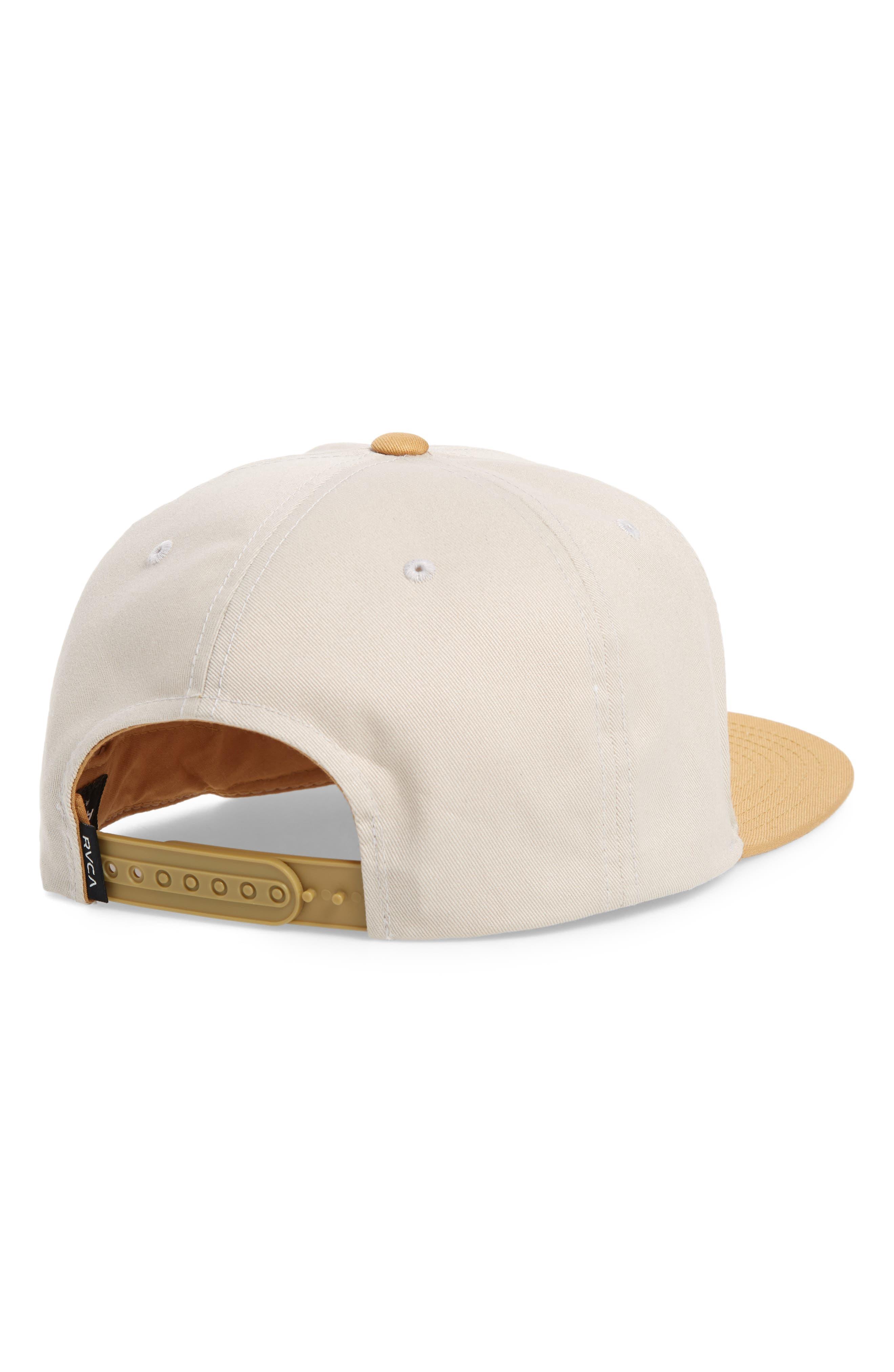 ,                             'VA' Snapback Hat,                             Alternate thumbnail 2, color,                             GREY GHOST