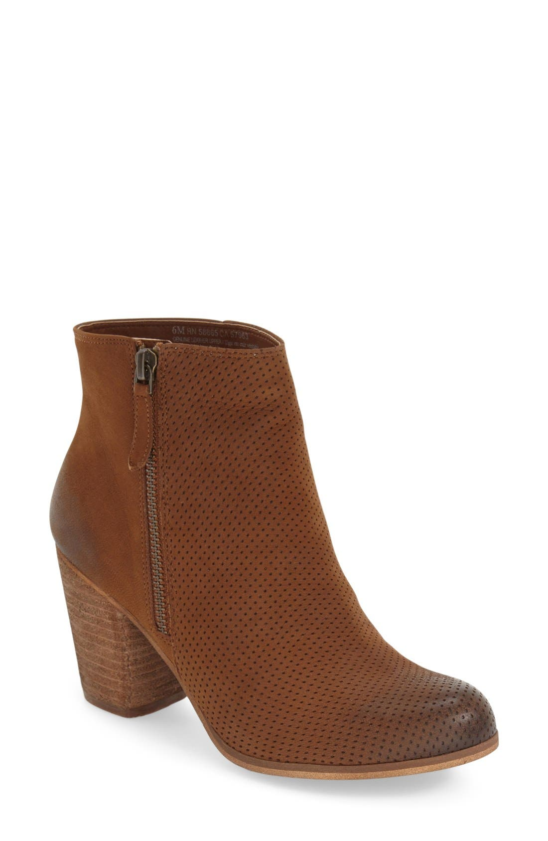 ,                             'Trolley'  Bootie,                             Main thumbnail 65, color,                             206